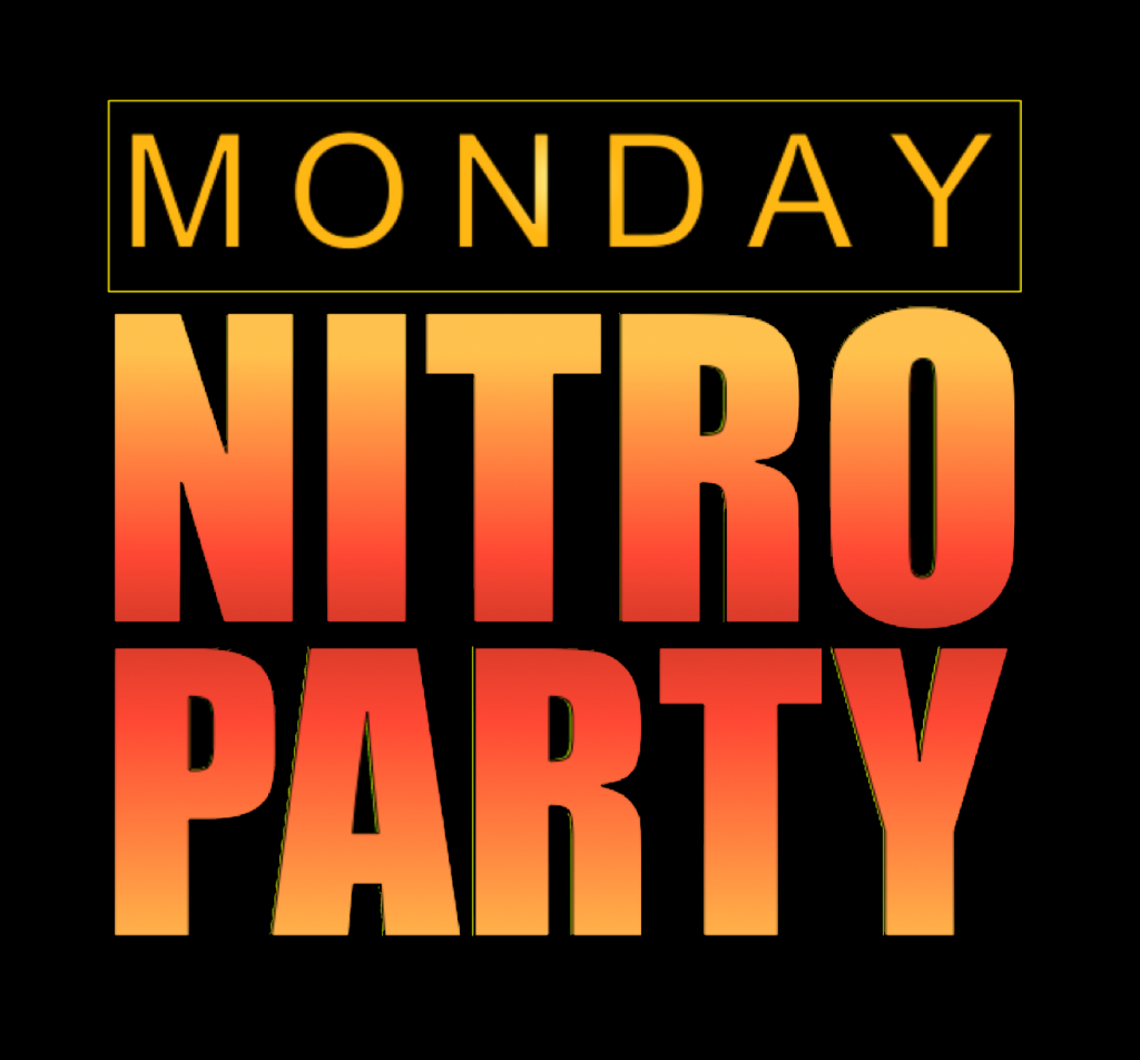 Nitro Party Gradient Logo